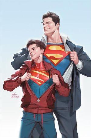 SUPERMAN (2018) #32B