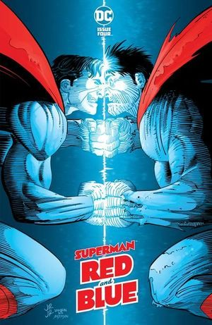 SUPERMAN RED AND BLUE (2021) #4