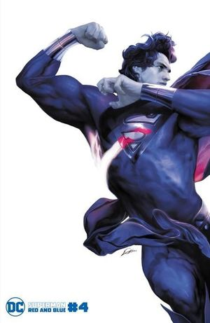 SUPERMAN RED AND BLUE (2021) #4C