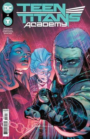TEEN TITANS ACADEMY (2021) #4