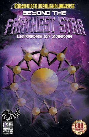 BEYOND THE FARTHEST STAR #1 CVR C WOLFER LTD ED