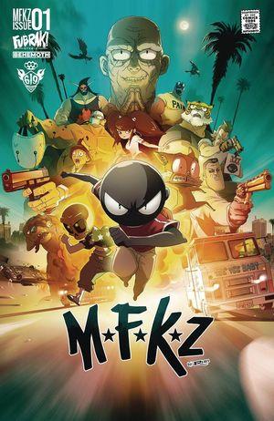 MFKZ (2021) #1