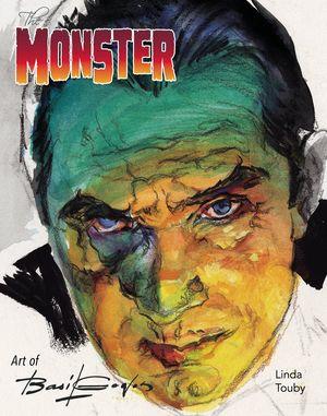 MONSTER ART OF BASIL GOGOS 2ND ED HC W DUSTJACKET