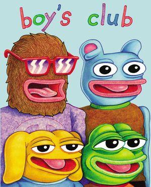 BOYS CLUB GN (CURR PTG) (MAR161471) (MR)