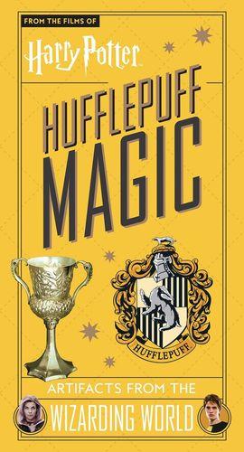 HARRY POTTER HUFFLEPUFF MAGIC EPHEMERA KIT