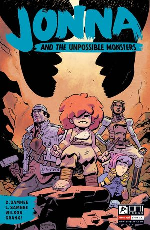 JONNA AND THE UNPOSSIBLE MONSTERS (2021) #4
