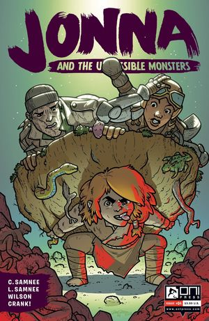 JONNA AND THE UNPOSSIBLE MONSTERS (2021) #4B