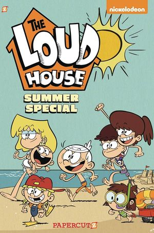 LOUD HOUSE SUMMER SPECIAL SC