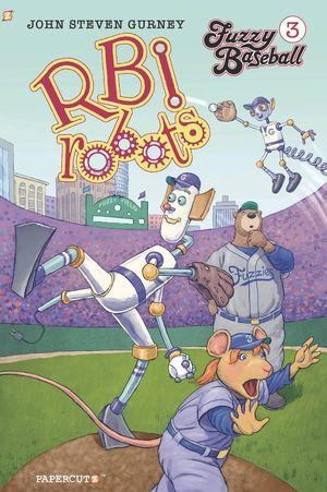 FUZZY BASEBALL GN VOL 03 RBI ROBOTS (MAR202019)