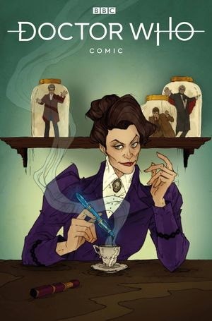 DOCTOR WHO MISSY (2021) #3