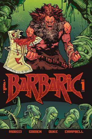 BARBARIC (2021) #1