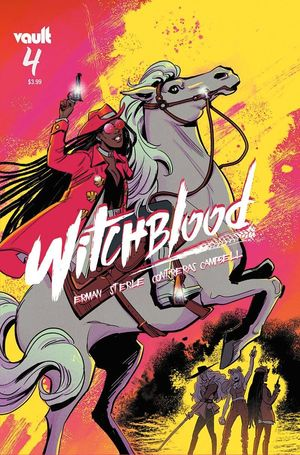 WITCHBLOOD (2021) #4