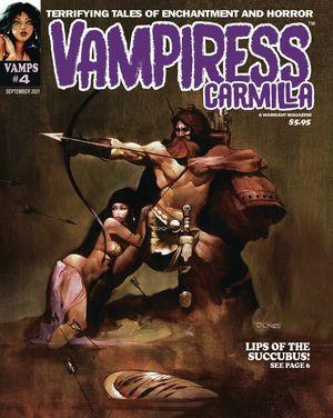 VAMPIRESS CARMILLA MAGAZINE (2020) #4