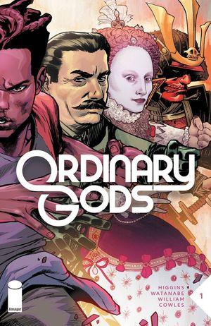ORDINARY GODS (2021) #1