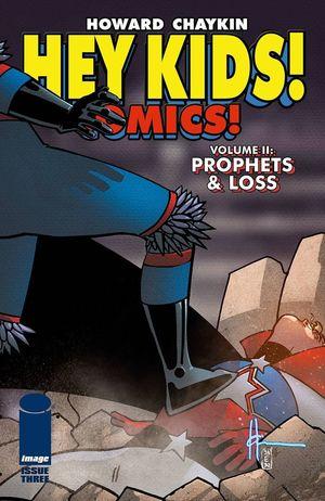 HEY KIDS COMICS VOL 02 PROPHETS AND LOSS (2021) #3