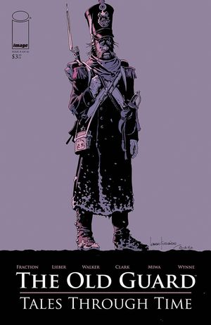 OLD GUARD TALES THROUGH TIME (2021) #4