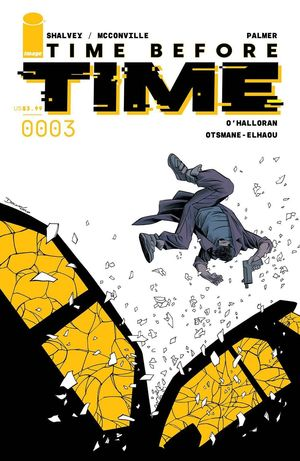 TIME BEFORE TIME (2021) #3
