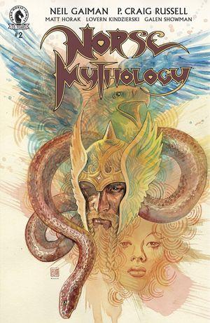 NORSE MYTHOLOGY II (2021) #2B