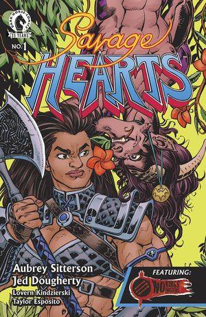 SAVAGE HEARTS (2021) #1