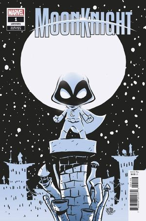 MOON KNIGHT (2021) #1 YOUNG
