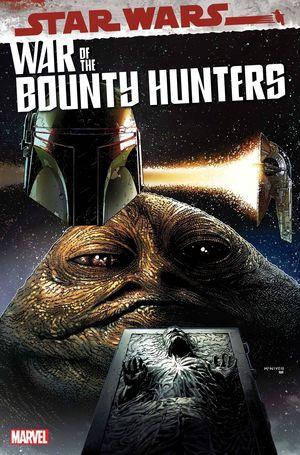 STAR WARS WAR BOUNTY HUNTERS (2021) #2