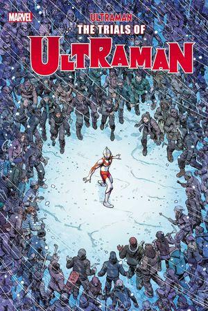 TRIALS OF ULTRAMAN (2021) #4