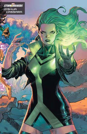 X-MEN (2021) #1 CASSAR