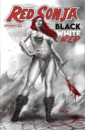 RED SONJA BLACK WHITE RED (2021) #1