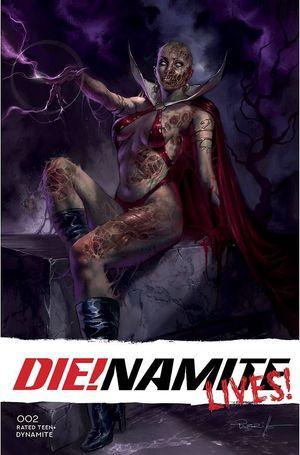 DIE!NAMITE LIVES (2021) #2