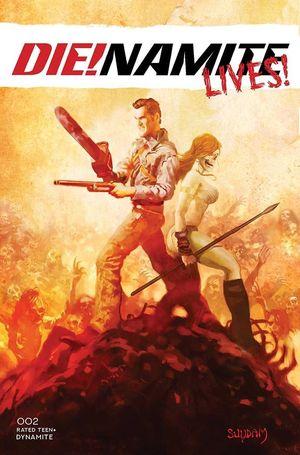 DIE!NAMITE LIVES (2021) #2B
