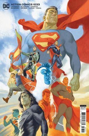ACTION COMICS (2016 3RD SERIES)