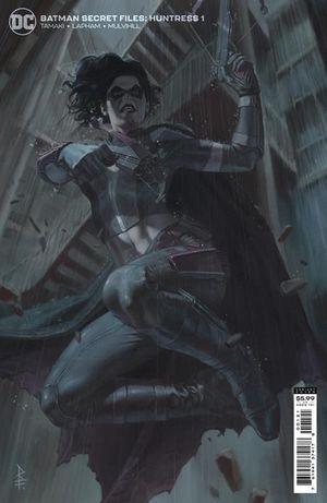 BATMAN SECRET FILES HUNTRESS (2021) #1B