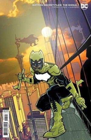 BATMAN SECRET FILES THE SIGNAL (2021) #1B