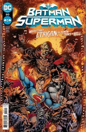 BATMAN SUPERMAN (2019) #20