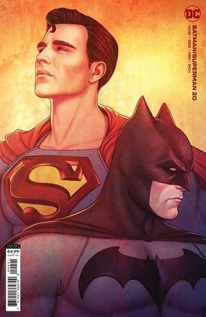 BATMAN SUPERMAN (2019) #20B