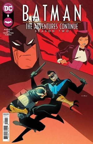 BATMAN THE ADVENTURES CONTINUE SEASON II (2021) #2