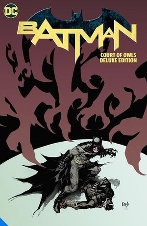 BATMAN THE COURT OF OWLS DELUXE EDITION HC