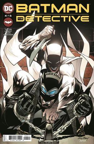 BATMAN THE DETECTIVE (2021) #4