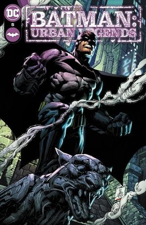 BATMAN URBAN LEGENDS (2021) #5