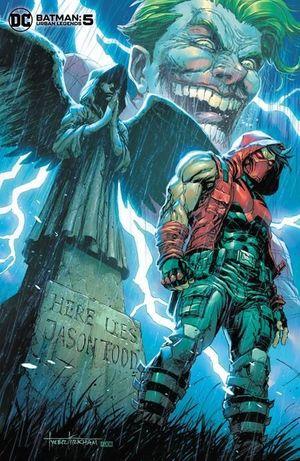 BATMAN URBAN LEGENDS (2021) #5C
