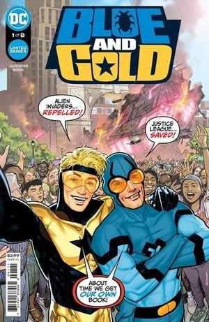 BLUE & GOLD (2021) #1