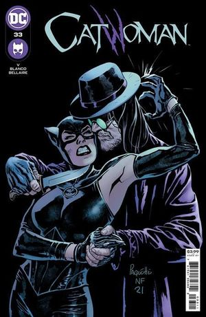 CATWOMAN (2018) #33