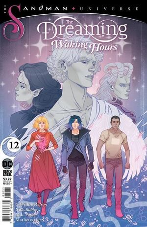 DREAMING WAKING HOURS (2020)