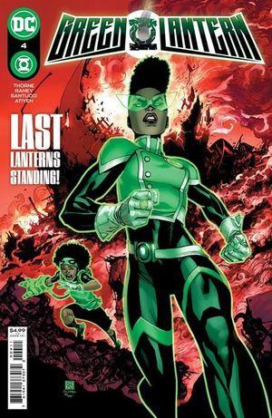 GREEN LANTERN (2021) #4