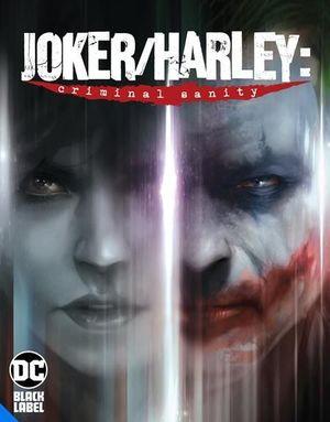 JOKER HARLEY CRIMINAL SANITY HC (2021) #1