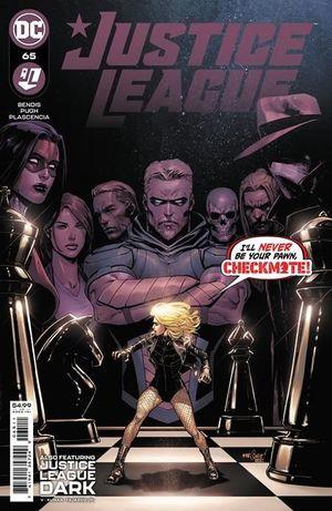 JUSTICE LEAGUE (2018) #65