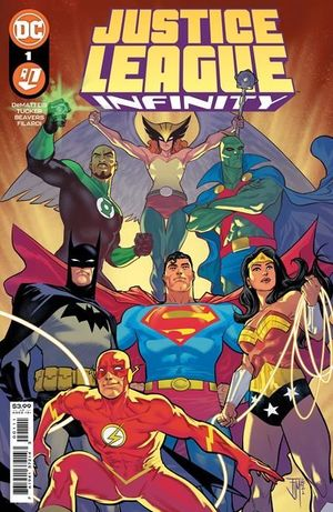 JUSTICE LEAGUE INFINITY (2021) #1