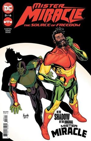 MISTER MIRACLE THE SOURCE OF FREEDOM (2021) #3