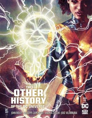 OTHER HISTORY OF THE DC UNIVERSE (2020) #5
