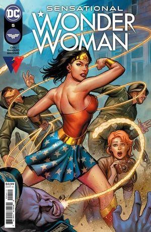 SENSATIONAL WONDER WOMAN (2021) #5